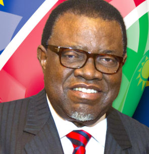 His Excellency Hage Gottfried Geingob